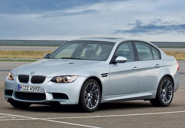 Концепт BMW M3 F80 покажут в марте 2013-го