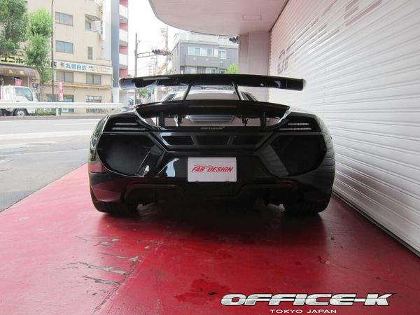 FAB Design McLaren MP4-12C Terso от Office-K