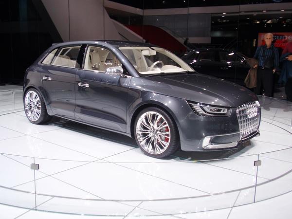 Продажи Audi в России выросли на 40 процентов