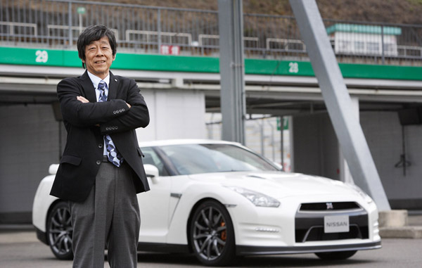 Nissan представил небольшой фильм о GT-R R35