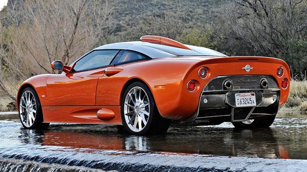 Spyker занялся поиском 500-сильной «восьмерки»