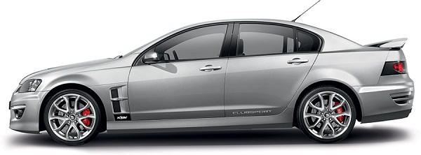 HSV обновило свои предложения моделей Holden
