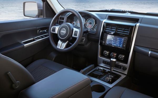 Следующий Jeep Liberty оснастят новым двигателем