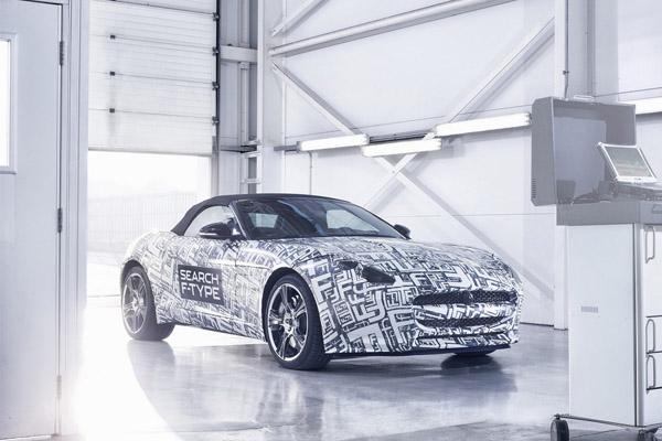 В Jaguar F-Type будет 5,0-литровый двигатель