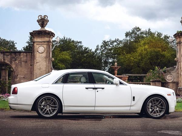 Rolls-Royce Ghost на дисках от ADV.1 Wheels