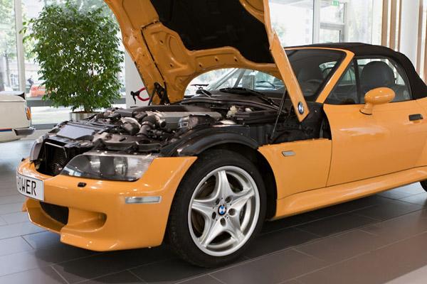 Новые данные о несостоявшемся BMW M Z3 V12