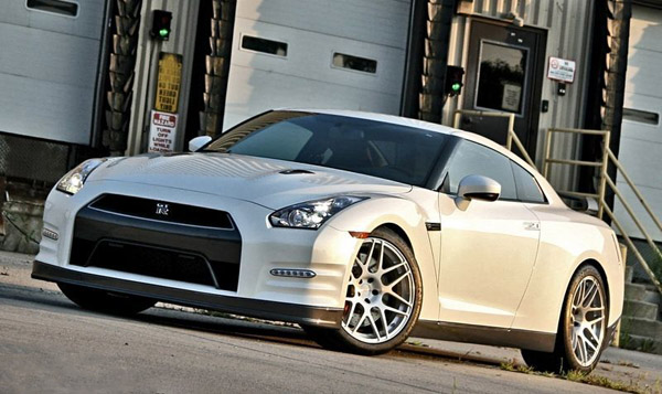 Nissan P600 GT-R PKG от Switzer Performance
