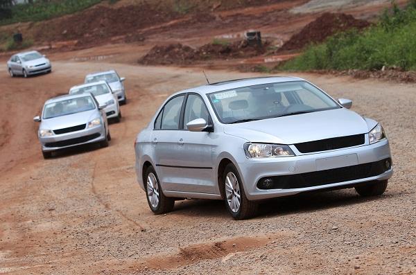 Volkswagen готовит Santana и Jetta только для Китая