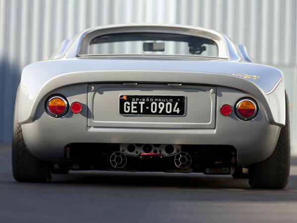 Porsche Carrera GTS 1963 года выставлен на аукцион