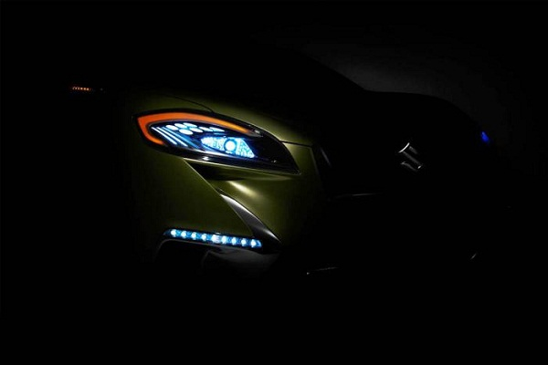 В Париже представят кроссовер Suzuki S-Cross