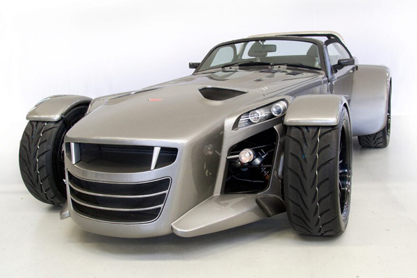 Производство Donkervoort D8 GTO стартует осенью