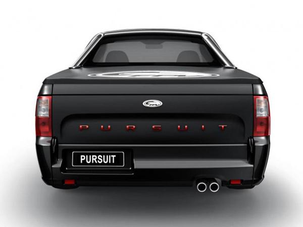 FPV анонсировал Falcon GT RSPEC и Pursuit Ute
