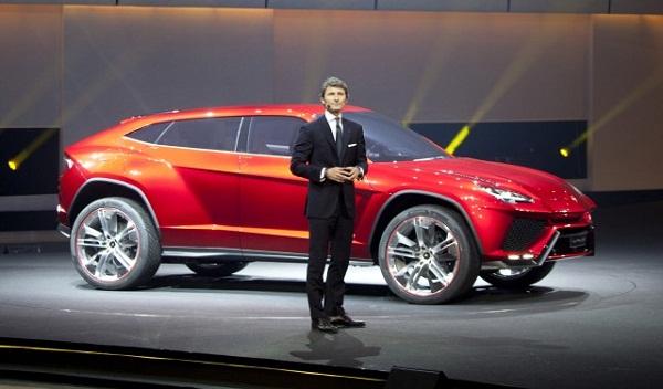 Lamborghini раскроет свои планы на 50 лет вперед