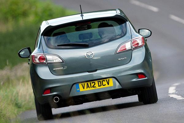В Британии появились Mazda3 и Mazda5 Venture