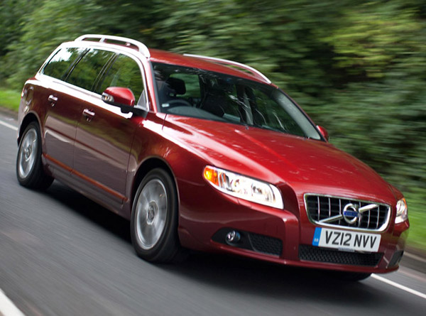 В Британии начались продажи Volvo Business Edition