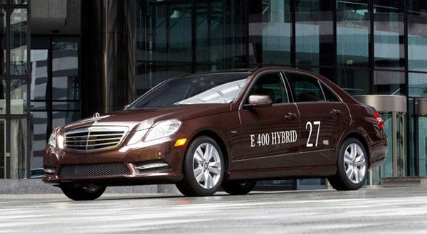 Названа стоимость Mercedes-Benz E400 Hybrid