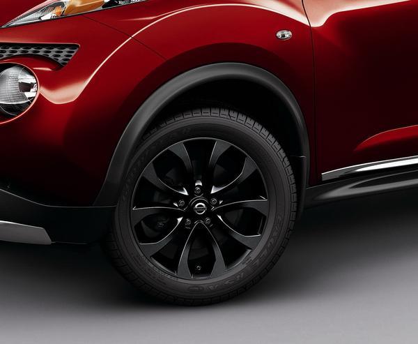 Nissan выпустит Juke «Midnight Edition»