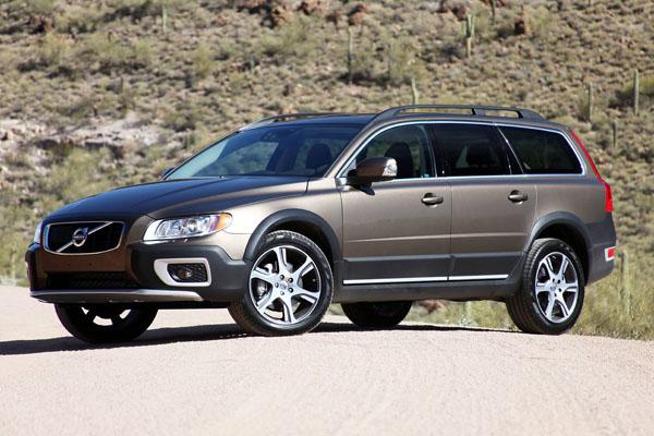 Volvo назвал российские цены на линейку 2013 года