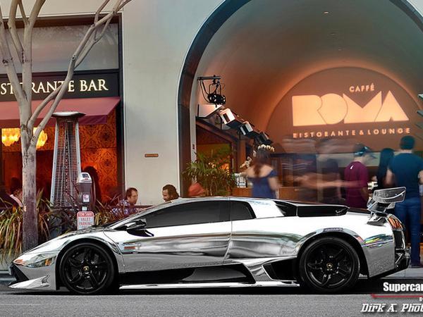 Lamborghini Murcielago GT 660 от BF Performance