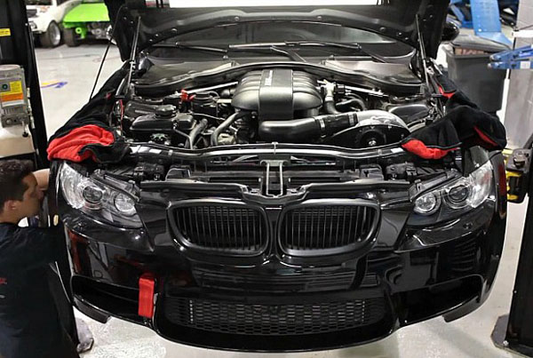 VS Motorsports форсировал BMW M3 до 625 коней