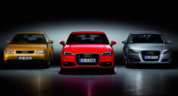 В Париже представят Audi A3 Sportback