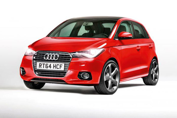 Сити-кар Audi A2 появится в 2014-м году