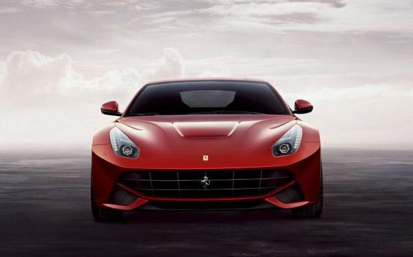 Дебют Ferrari F12 Berlinetta состоится в Пеббл-Бич
