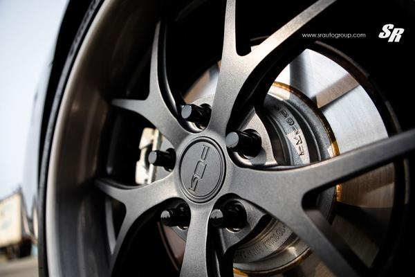 Стильное обновление для Acura TL от SR Auto