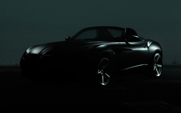BMW покажет в Пеббл-Бич новый родстер Zagato