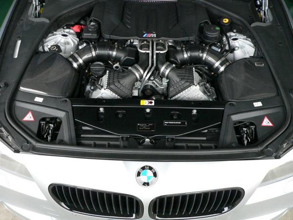 Идеальный BMW M5 F10 по мнению SR Auto Group
