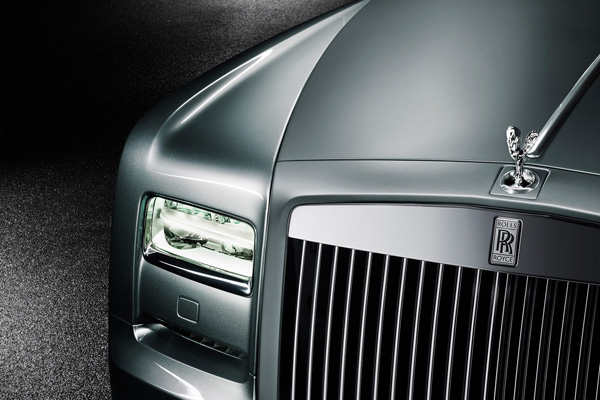 Rolls-Royce Phantom Coupe Aviator Collection
