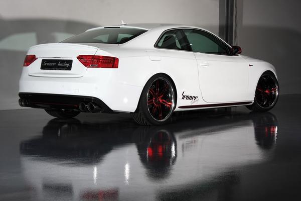 Ателье Senner завершило работу над Audi S5 Coupe