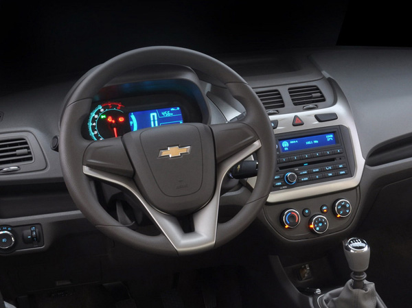 В Москве состоится премьера Chevrolet Cobalt