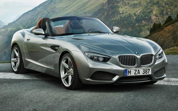BMW представил Zagato Roadster Concept