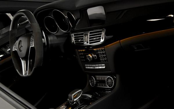 Mercedes CLS 63 AMG «Seven-11» от Wheelsandmore