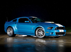 Ford Shelby GT500 Cobra «Friends of Carroll Shelby»