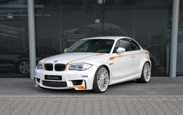 G-Power представил пакет для BMW 1M Coupe
