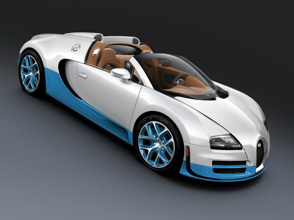 Bugatti Veyron 16.4 Grand Sport Vitesse SE