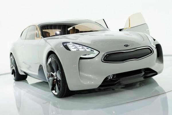 Kia готовит конкурента для Mercedes-Benz CLS-Class