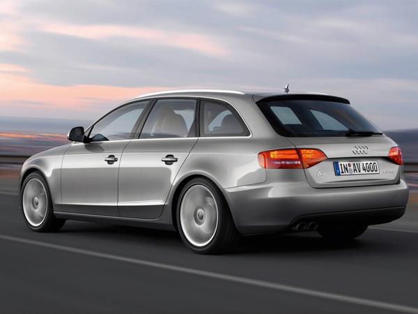 Первые данные о следующем поколении Audi A4