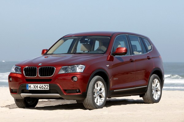 BMW расширил семейство X3 версией sDrive18d