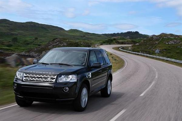Новые сведения о Land Rover Freelander 2013
