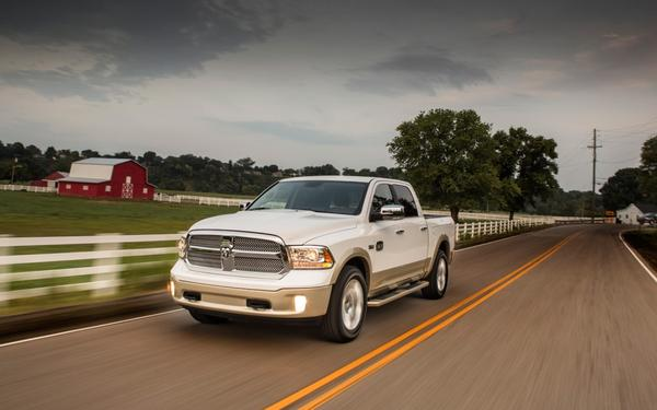 Стали известны цены на Dodge Ram 1500 2013 года
