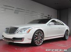 Уникальный Xenatec Maybach 57S Coupе от Office-K