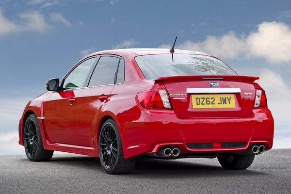 Объявлена стоимость Subaru Impreza WRX STI 340R
