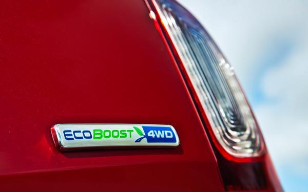Расход Ford Explorer Sport составил 11 л/100 км