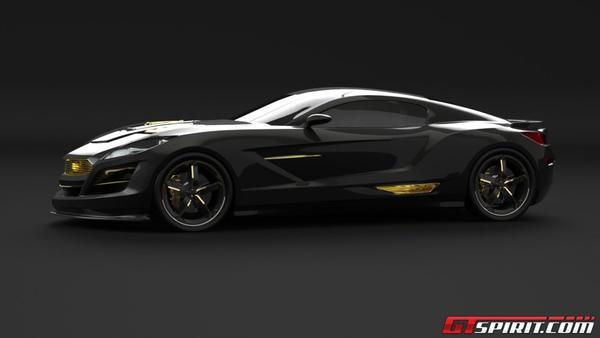 Gray Design AB создаст новый бренд «Zeus Twelve»