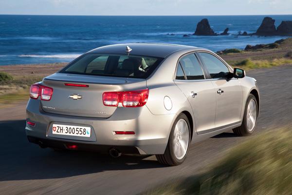 В Париже представят четыре новинки Chevrolet