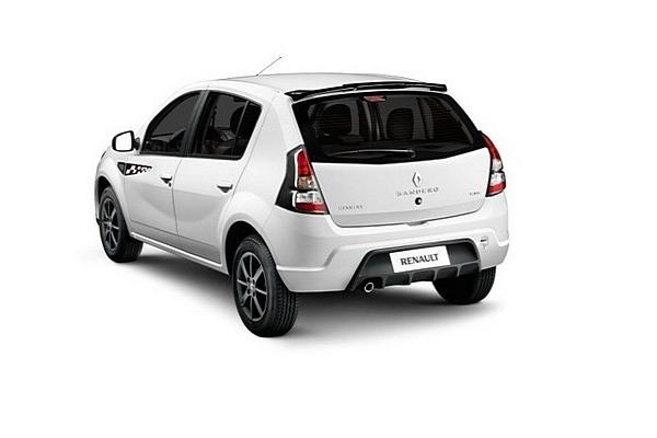 Renault представил новый «хот-хэтч» Sandero GT Line