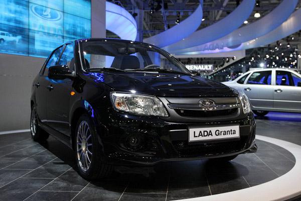 В Москве состоялась премьера Lada Granta Sport